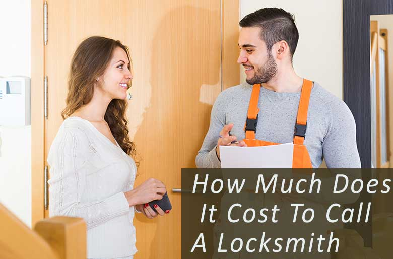 How Much Does It Cost To Call A Locksmith