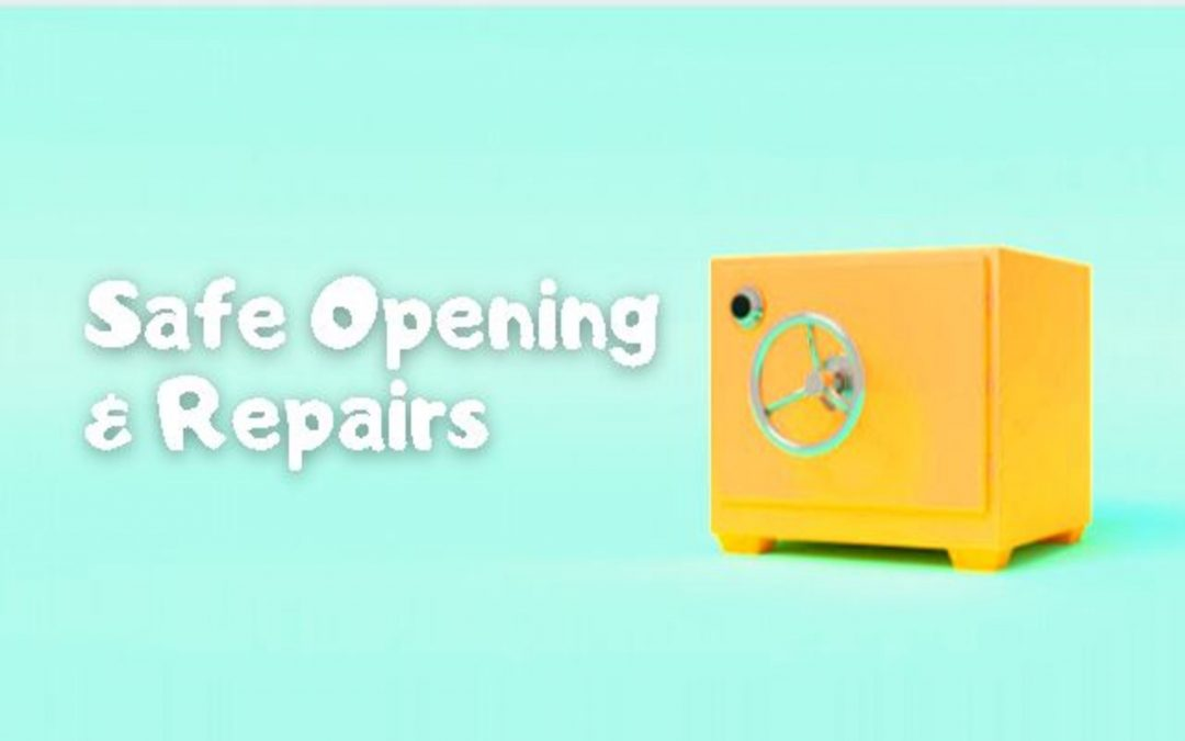 Safe Opening & Repairs — Find a Safe Specialist